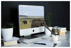 biurko komputerowe nowoczesne